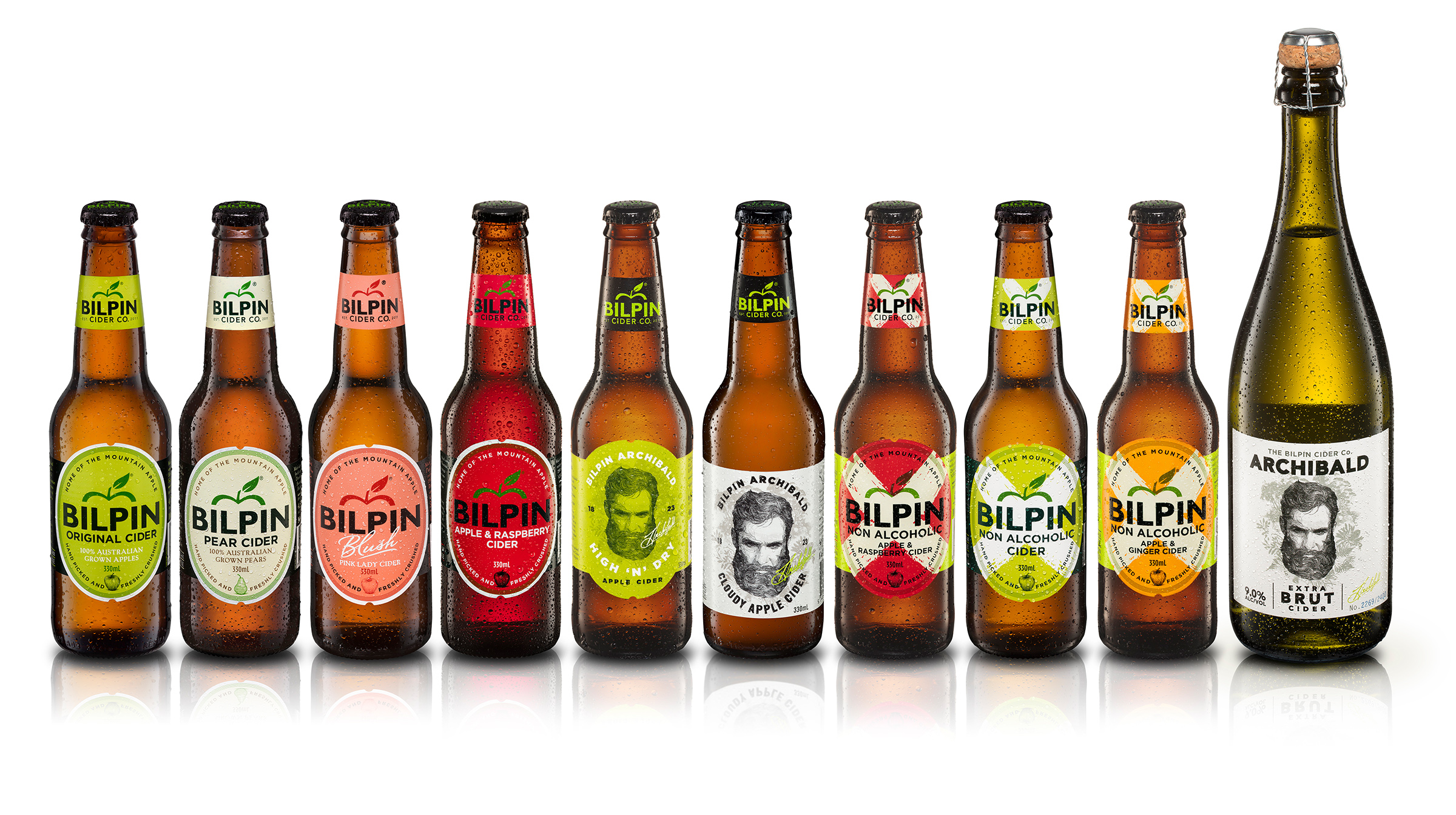 Advertising product alcohol studio photography Bilpin Product Group cider